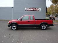 1996 Chevrolet S-10 X-CAB 4X4 4.3 V6 5-SPEED 167K MILES CLEAN TRUCK