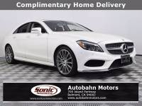 2017 Mercedes-Benz CLS 550 in Belmont