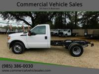 2014 Ford F-350 Super Duty 4x2 XL 2dr Regular Cab 141 in. WB DRW Chassis