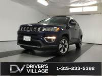 Used 2018 Jeep Compass For Sale at Burdick Nissan | VIN: 3C4NJDCB0JT437413