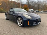 2007 Nissan 350Z Enthusiast 2dr Convertible (3.5L V6 5A)