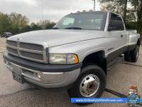 2002 Dodge Ram Pickup 3500 4X4 QUAD CAB 8.0L V10 LONG BED DUALLY 158K