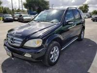 2003 Mercedes-Benz M-Class AWD ML 350 4MATIC 4dr SUV