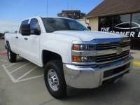 2017 Chevrolet Silverado 2500HD 4x4 Work Truck 4dr Crew Cab LB