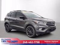 2017 Ford Escape AWD SE 4dr SUV