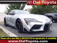 Certified Pre-Owned 2020 Toyota Supra For Sale in Thorndale, PA | Near Malvern, Coatesville, West Chester & Downingtown, PA | VIN:WZ1DB4C02LW028321