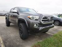 2016 Toyota Tacoma 2WD Double Cab Short Bed V6 Automatic Limited