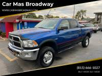 2011 RAM Ram Pickup 2500 4x4 Power Wagon 4dr Crew Cab 6.3 ft. SB Pickup