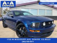 2006 Ford Mustang GT Deluxe 2dr Fastback