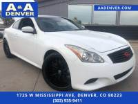 2009 Infiniti G37 Coupe Sport 2dr Coupe