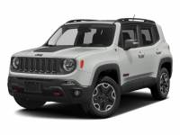 Used 2016 Jeep Renegade Trailhawk SUV
