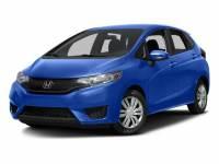 Used 2016 Honda Fit LX Hatchback