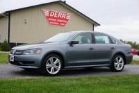 2014 Volkswagen Passat 4dr Sdn 2.0L DSG TDI SE w/Sunroof