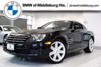 2007 Chrysler Crossfire Base Coupe