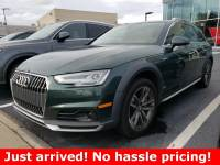 Used 2018 Audi A4 allroad For Sale at Harper Maserati | VIN: WA19NAF49JA120409
