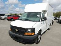 2013 Chevrolet Express Cutaway 3500 2dr Commercial/Cutaway/Chassis 139 in. WB