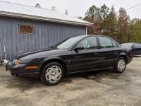 2001 Saturn S-Series SL2 4dr Sedan
