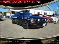 2007 Ford Mustang GT Deluxe 2dr Fastback