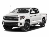 Used 2017 Toyota Tundra 4WD TRD Pro CrewMax 5.5' Bed 5.7L FFV