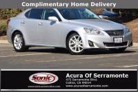 Used 2011 LEXUS IS 250 Base For Sale in Colma CA | Stock: TB5135250 | San Francisco Bay Area