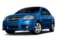 Used 2009 Chevrolet Aveo LT w/1LT Sedan
