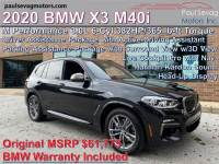 2020 BMW X3 AWD M40i 4dr Sports Activity Vehicle