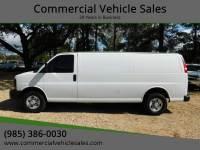 2017 Chevrolet Express Cargo 3500 3dr Extended Cargo Van