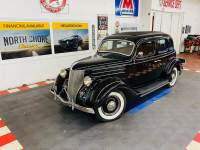 1936 Ford Deluxe - 4 DOOR SEDAN - EXCELLENT DRIVING CLASSIC - SEE VIDEO -