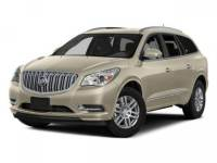 2017 Buick Enclave Leather 4dr Crossover