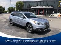 Pre-Owned 2017 Subaru Outback Limited in Greensboro NC