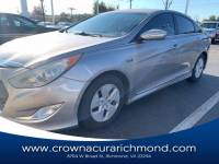 Pre-Owned 2011 Hyundai Sonata Hybrid in Richmond VA