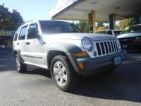 2005 Jeep Liberty Sport 4dr SUV