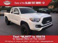 Used 2016 Toyota Tacoma 2WD Access Cab Standard Bed V6 Automatic SR5