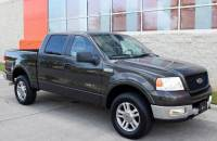 2005 Ford F-150 4dr SuperCrew Lariat 4WD Styleside 5.5 ft. SB