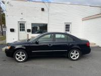 2008 Hyundai Sonata Limited V6 5-Speed Automatic