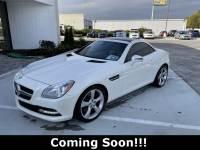 Used 2012 Mercedes-Benz SLK For Sale at Harper Maserati | VIN: WDDPK5HA4CF010752