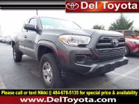 Used 2017 Toyota Tacoma SR For Sale in Thorndale, PA | Near West Chester, Malvern, Coatesville, & Downingtown, PA | VIN: 5TFSX5EN7HX048068