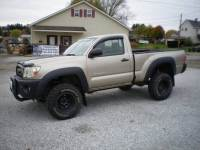 2008 Toyota Tacoma 4x4 2dr Regular Cab 6.1 ft. SB 5M