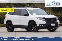 New 2020 Honda Passport Elite Sport Utility For Sale or Lease in Soquel near Aptos, Scotts Valley & Watsonville