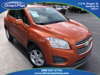 Used 2015 Chevrolet Trax LT For Sale in Orlando, FL (With Photos)   Vin: KL7CJLSB0FB178172