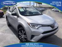 Used 2018 Toyota RAV4 LE For Sale in Orlando, FL (With Photos) | Vin: 2T3ZFREV8JW461121
