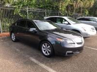 Used 2012 Acura TL For Sale in Jacksonville at Duval Acura | VIN: 19UUA8F57CA016793