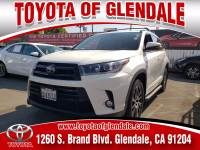 Used 2017 Toyota Highlander for Sale at Dealer Near Me Los Angeles Burbank Glendale CA Toyota of Glendale | VIN: 5TDKZRFH7HS524836