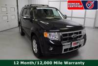 Used 2011 Ford Escape For Sale at Duncan's Hokie Honda | VIN: 1FMCU0E71BKB48250
