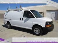 2012 Chevrolet Express 2500 Cargo 1-Owner