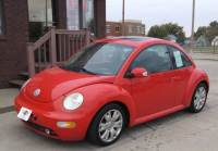 2003 Volkswagen New Beetle 2dr GLS 1.8T Turbo Coupe