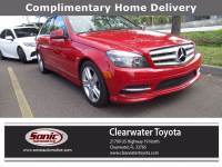 2011 Mercedes-Benz C-Class C 300 Sport (4dr Sdn C 300 Sport RWD) Sedan in Clearwater