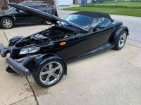 1999 Plymouth Prowler - Black AND Ready