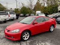 2006 Acura RSX 2dr Hatchback 5A w/Leather