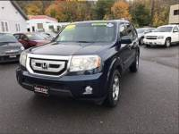2010 Honda Pilot 4x4 Touring 4dr SUV w/Navi and DVD